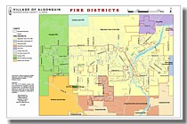 Fire District Boundaries