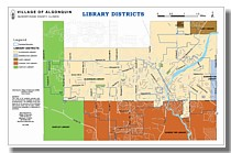Library District Boundaries