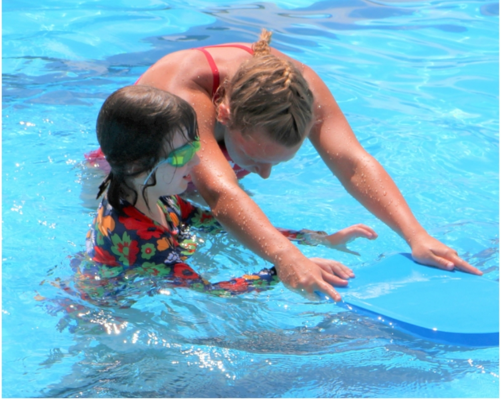 Enroll in Swim Lessons for the Summer