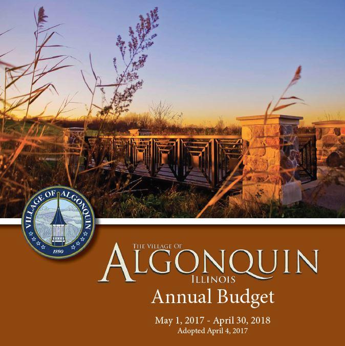 FY 17/18 Budget