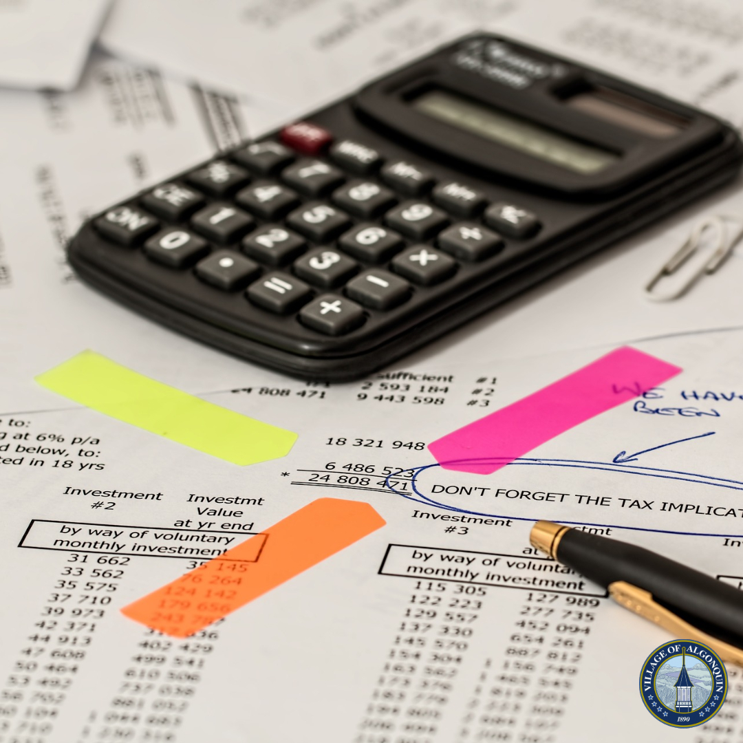 Algonquin Freezes Property Tax Levy