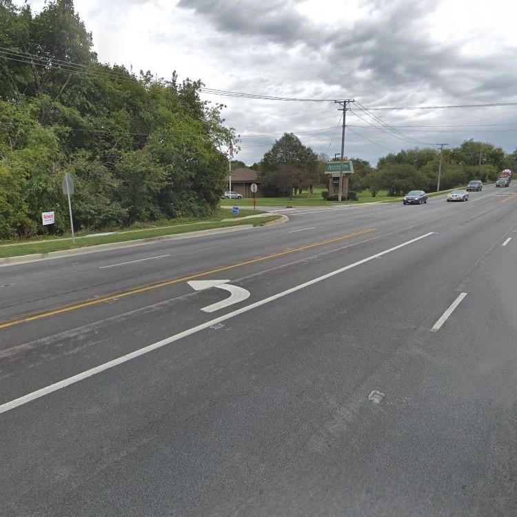 Algonquin Road Lane Closure Scheduled for August 24