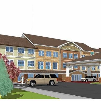 Spectrum Senior Living Construction Begins