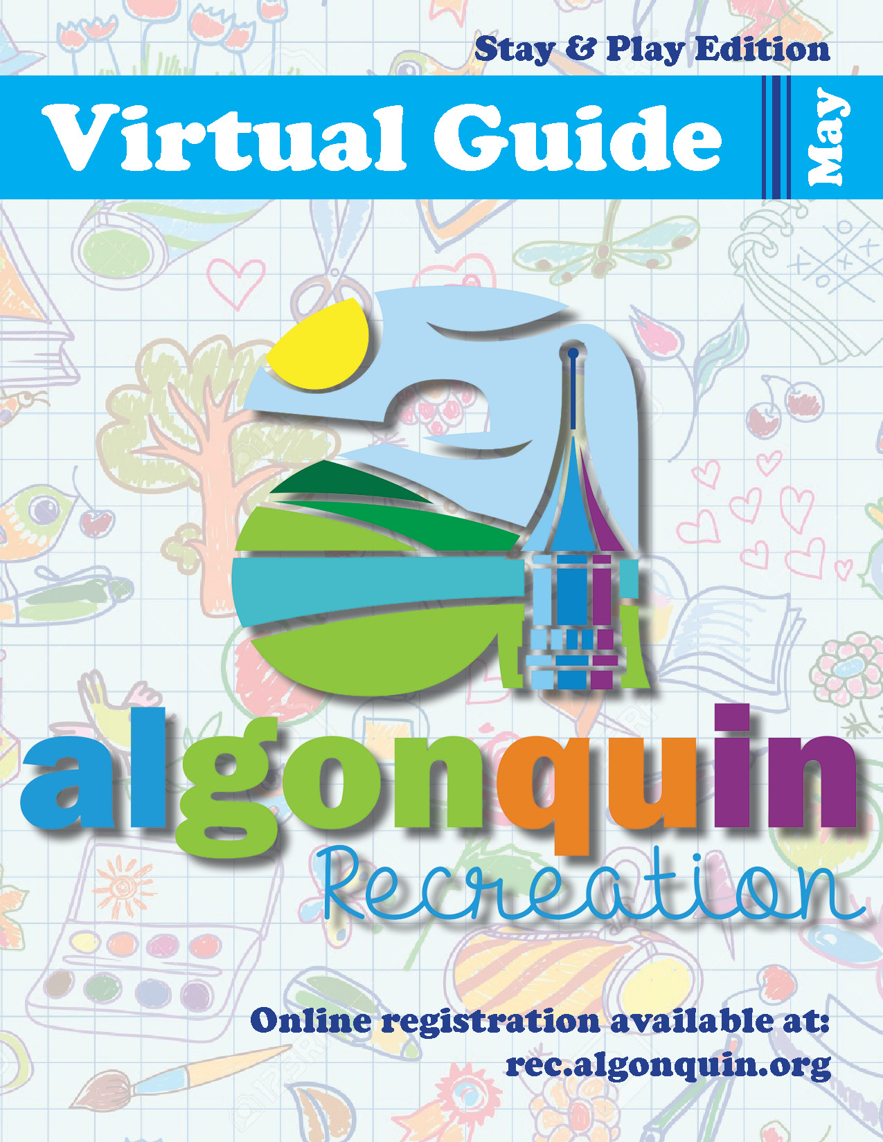 Algonquin Recreation Virtual May Programs