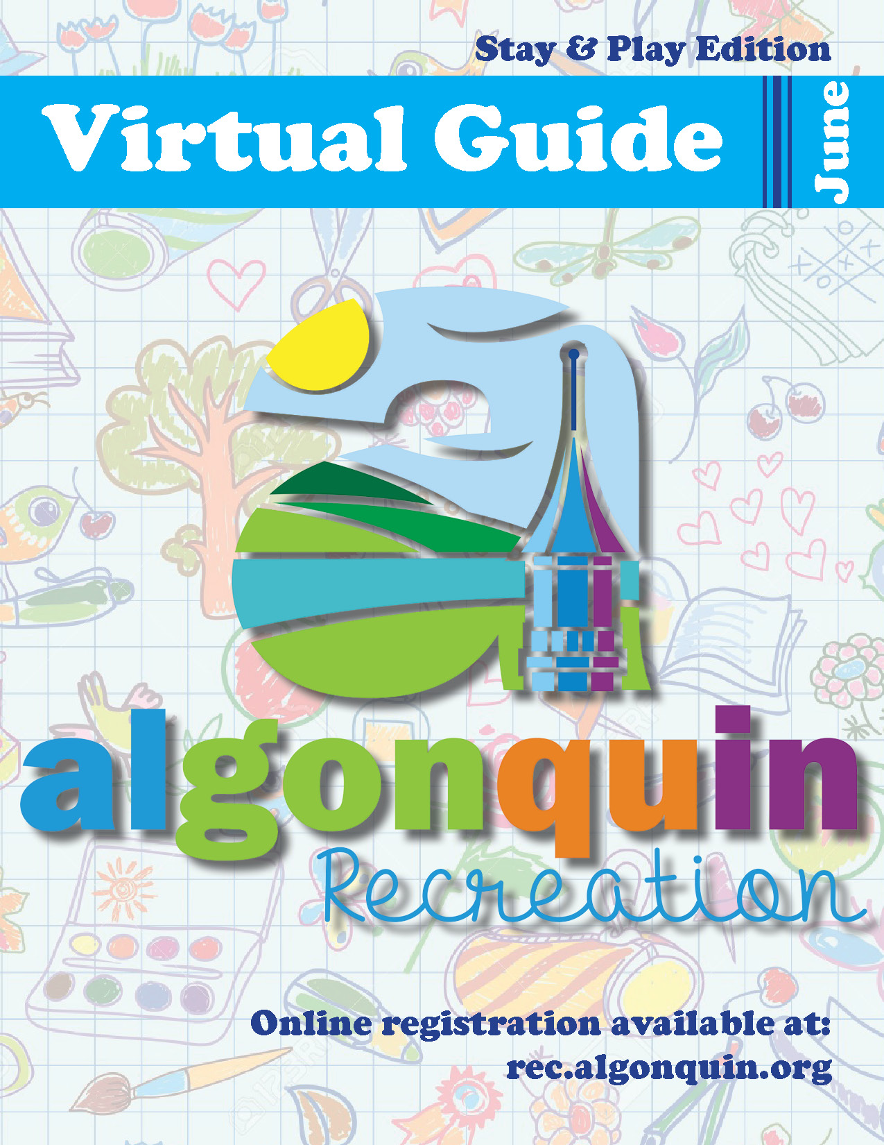 Algonquin Recreation June Virtual Guide