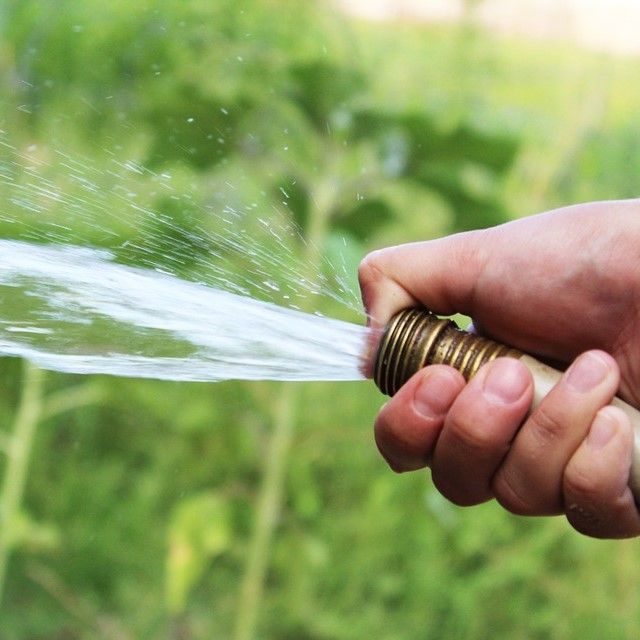 Outdoor Water Conservation Status Changes